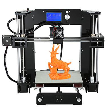 שולחן העבודה Anet A6 FDM מדפסת DIY 3D
