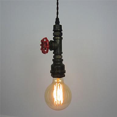 CXYlight וינטאג' מנורות תלויות Ambient Light - סגנון קטן, 110-120V 220-240V נורה אינה כלולה