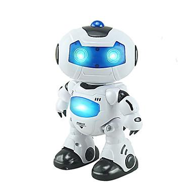 povoljno Roboti-RC robota Klinci elektronika / Roboti Infravörös ABS Pjevanje / Ples / Hodanje Daljinski upravljano / Pjevanje / Ples