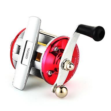 Molinetes Rotativos 3.6/1 0 Rolamentos Trocável Isco de Arremesso / Pesca Geral-PM YGHS
