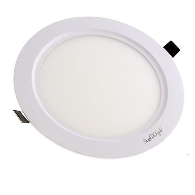 YouOKLight 250 נוריות שקוע גופי תאורה גוברת לבן חם לבן קר AC 85-265V