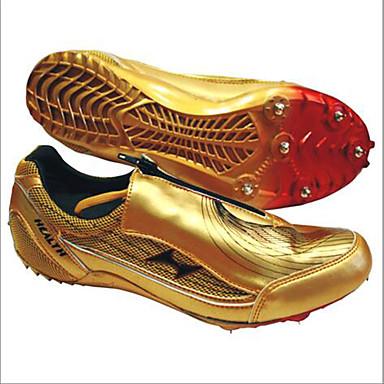 Chaussures Or Polyuréthane Athlétisme Unisexe
