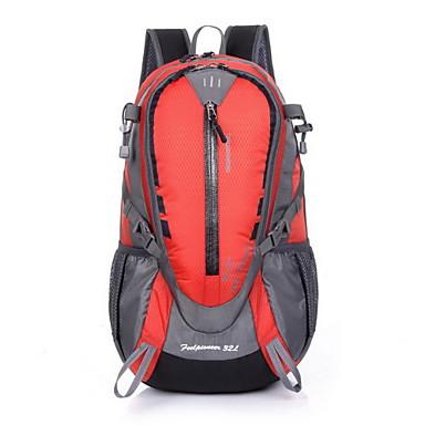 32 L Randonnée pack Camping / Randonnée Etanche Séchage rapide Vestimentaire Respirable Nylon