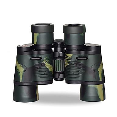 8X35 mm Jumelles Haute Définition Utilisation Générale Entièrement Traitées 119M/1000M Mise au point Indépendante