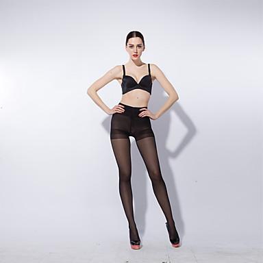 BONAS® Dame Helfarve Medium Legging-@6012