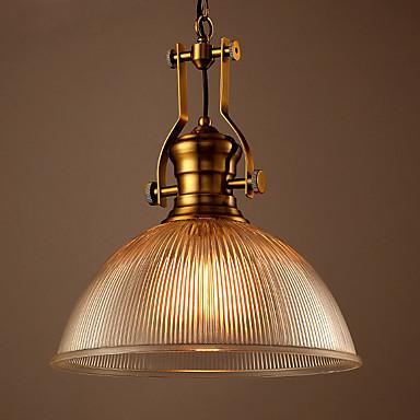 Retro Pendelleuchten Für Wohnzimmer Schlafzimmer Küche Esszimmer Studierzimmer/Büro Eingangsraum Spielraum Korridor Garage Glühbirne