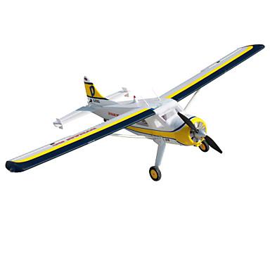 5CH Vezérlő 2,4 G 1: 8 RC Airplane 50KM / H Összeszerelés szükséges