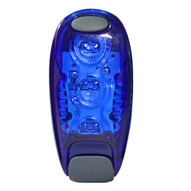 Baklys til sykkel - - Sykling Enkel å bære Advarsel CR2032 200LM Lumens Batteri Sykling
