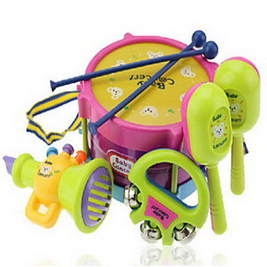 צעצוע של מוסיקה פלסטיק קשת צעצוע פאזל צעצוע של מוסיקה