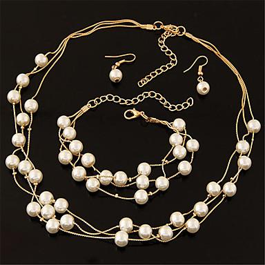 be50cc027f658 Pearl, Jewelry Sets, Search LightInTheBox
