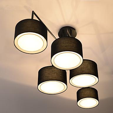 Lysekroner ,  Moderne / Nutidig Maleri Trekk for LED Mini Stil Metall Stue Soverom Spisestue