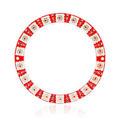 keyes ws2812-18 Vollfarb-RGB-Farbe im Inneren des LED-Modul (rot)