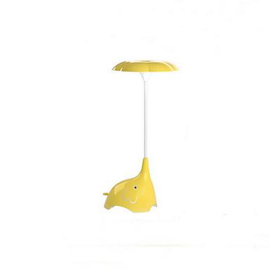 Moderne / Nutidig Skrivebordslampe , Trekk til Oppladbar LED , med Bruk Berøring Bytte om