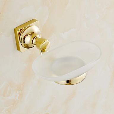 Seifenschale / Golden Zeitgenössisch