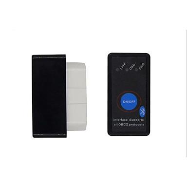 ELM327 com interruptor mini-Bluetooth OBD automotivos de diagnóstico suporte instrumento de hardware Android 1.5