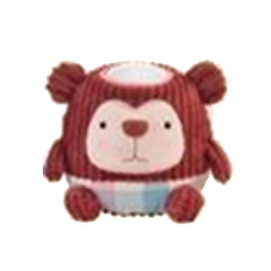 rød ape pat lampe nattlys batteri spedbarn sove night