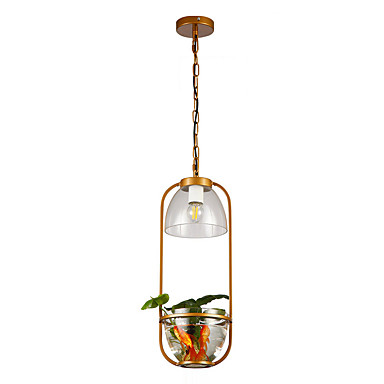 Luzes Pingente ,  Rústico Pintura Característica for LED Metal Sala de Jantar Cozinha Entrada Corredor