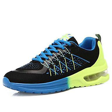 נשים-נעלי ספורט-טול-נוחות--יומיומי-עקב שטוח