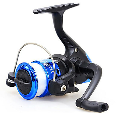 cheap Fishing Reels-Fishing Reel Baitcasting Reel 5.1:1 Gear Ratio+12 Ball Bearings Hand Orientation Exchangable Sea Fishing / Bait Casting / Freshwater Fishing - Baitcast Reels