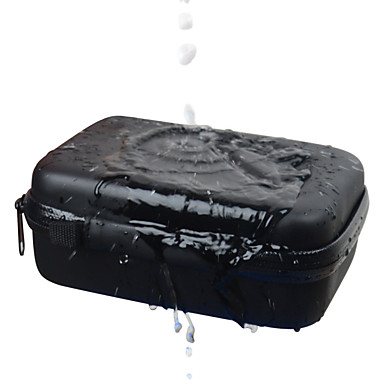 Bolsas Impermeável / Conveniência Para Câmara de Acção Gopro 5 / Gopro 4 / Gopro 2 Esqui / Universal / Auto PU Leather / EVA - 1pcs