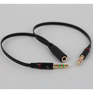 3,5 milímetros de áudio Jack 3,5 milímetros de áudio Jack to 3,5 milímetros de áudio Jack 0.35m (1.15Ft)