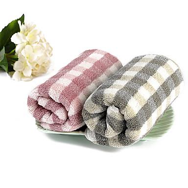 Toalha de Lavar-Tingido-100% Algodão-Wash Towel 34*75cm(13.3*29.5.1inch)