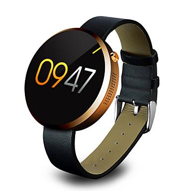 Smart Watch Herzschlagmonitor Wasserdicht Video Kamera Audio Freisprechanlage Nachrichtensteuerung Kamera Kontrolle AktivitätenTracker