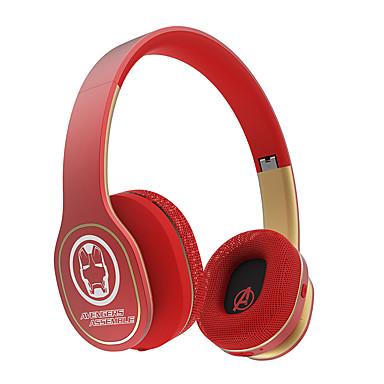 MEKI MV02 Op het oor Hoofdband Draadloos Hoofdtelefoons Dynamisch Muovi Mobiele telefoon koptelefoon Geluidsisolerende met microfoon Met