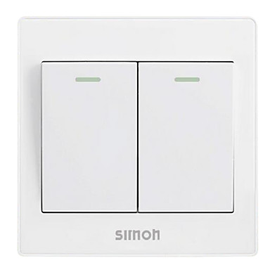 switch metaal materiaal witte kleur elektronische meetinstrumenten typt vijf van een pakje