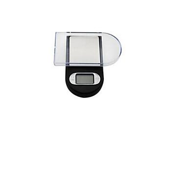roestvrij stalen behuizing lichter stijl sieraden elektronische weegschalen (weegbereik: 100 g / 0,01 g)