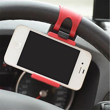 autotelefoon houder auto stuurwiel telefoon houder creatieve mobiele telefoon houder autohouder navigatie
