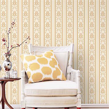 Baggrund Til hjem Vægbeklædning Materiale Værelse Tapet