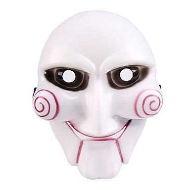 en halloween maske så motorsav killer tema maske original lavet af kvalitet pvc