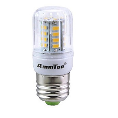 זול נורות תאורה-6 W נורות תירס לד 650-750 lm E14 G9 GU10 T 31 LED חרוזים SMD 5736 דקורטיבי לבן חם לבן קר 220-240 V 110-130 V / חלק 1 / RoHs
