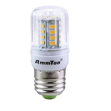 billige Elpærer-6 W LED-kornpærer 650-750 lm E14 G9 GU10 T 31 LED perler SMD 5736 Dekorativ Varm hvit Kjølig hvit 220-240 V 110-130 V / 1 stk. / RoHs