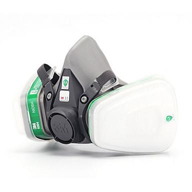 gassmaske / anti-metylamin ammoniakk / gassmaske / støvmasker industriell beskyttende holdbar og sterk vedheft