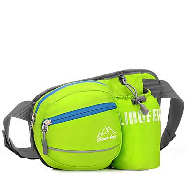 Bæltetasker Flaskebælte Væsketaske og vandsæk Bæltetaske Slyngerygsæk for Cykling/Cykel Løb Sportstaske Multifunktionel LøbetaskeIphone