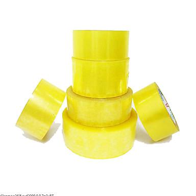 afdichtingsband 3,6 cm * 1.0cm transparante tape verpakking tape speciale specificaties kunnen worden aangepast