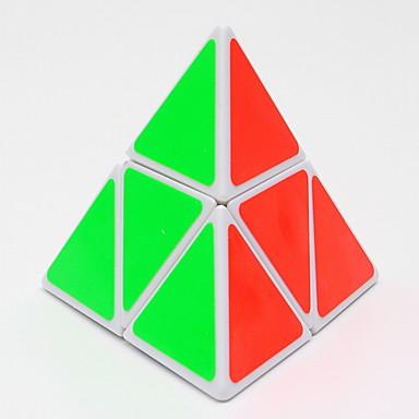 Rubik's Cube Pyramid 2*2*2 Cubo Macio de Velocidade Cubos mágicos Cubo Mágico Nível Profissional Velocidade ABS Ano Novo Dia da Criança