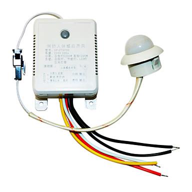 skifte elektroniske måleinstrumenter metal materiale hvid farve ac strømforsyning