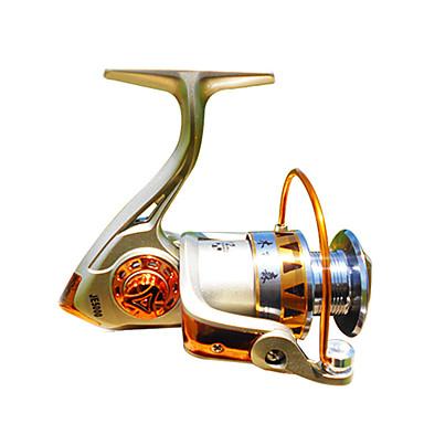 Spinne-hjul 5.2/1 12 Kuglelejer ombyttelig Madding Kastning-JE2000,JE3000,JE4000,JE5000