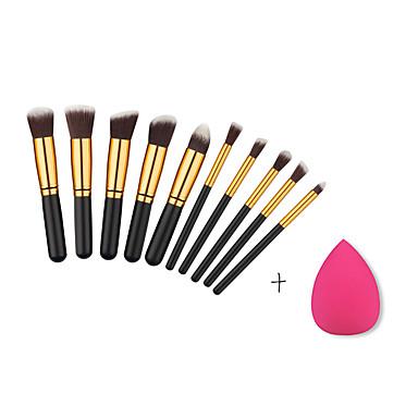 Concealerkwast Poederkwast Foundationkwast Contour Brush Brush Sets Blushkwast Oogschaduwkwast Lippenkwast Wenkbrauwkwast Eyelinerkwast