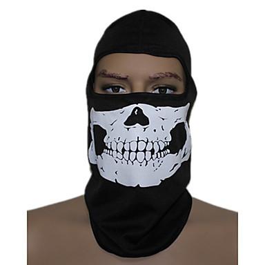 sort farve andet tilbehør materiale beskyttelse motorcykel ansigtsmaske beskyttelse