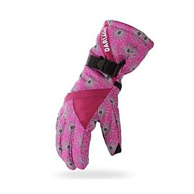 Dedo Total / Luvas de Inverno Mulheres Mantenha Quente / Anti-desgaste / Á Prova-de-VentoCiclismo / Acampar e Caminhar / Motocicleta /