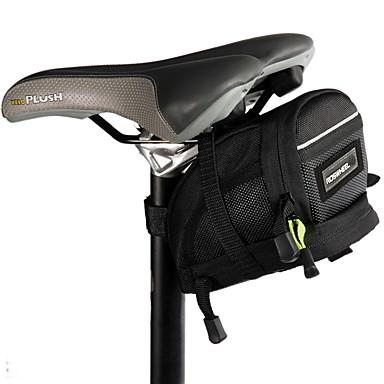 abordables Sacoches de Vélo-Rosewheel 1.5 L Sacoche de Selle de Vélo Multifonctionnel Etanche Vestimentaire Sac de Vélo 1680D Polyester Sac de Cyclisme Sacoche de Vélo Cyclisme / Vélo