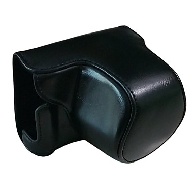 Digitale Camera-Tas- voorPanasonic-Eén-schouder- metStofbestendig-Zwart