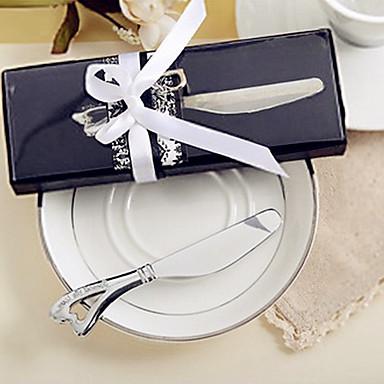 Bryllup jubileum Forlovelsesfest Utdrikningslag Bursdagsfest Te Fest Baby Fest Chrome Kjøkkenredskaper Bad & Såper Bokmerker &