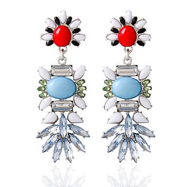 Modieus Legering Sieraden Rood/blauw Sieraden Voor Bruiloft Feest 1 paar