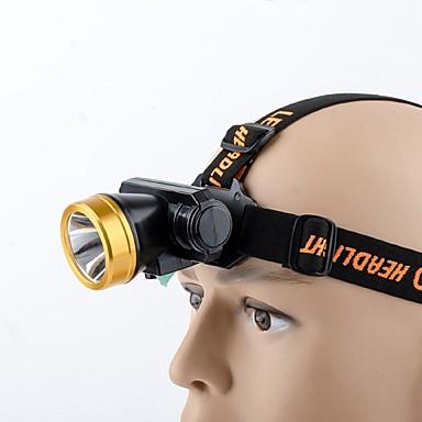 Stirnlampen LED - Radsport Einfach zu tragen 18650 180 Lumen USB Camping / Wandern / Erkundungen Für den täglichen Einsatz Radsport Angeln