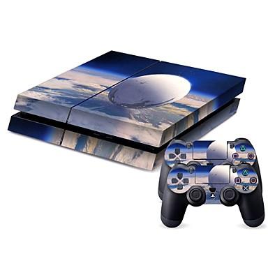 B-SKIN PS4 USB Tassen, Koffers en Achtergronden Voor PS4 Noviteit Tassen, Koffers en Achtergronden PVC eenheid